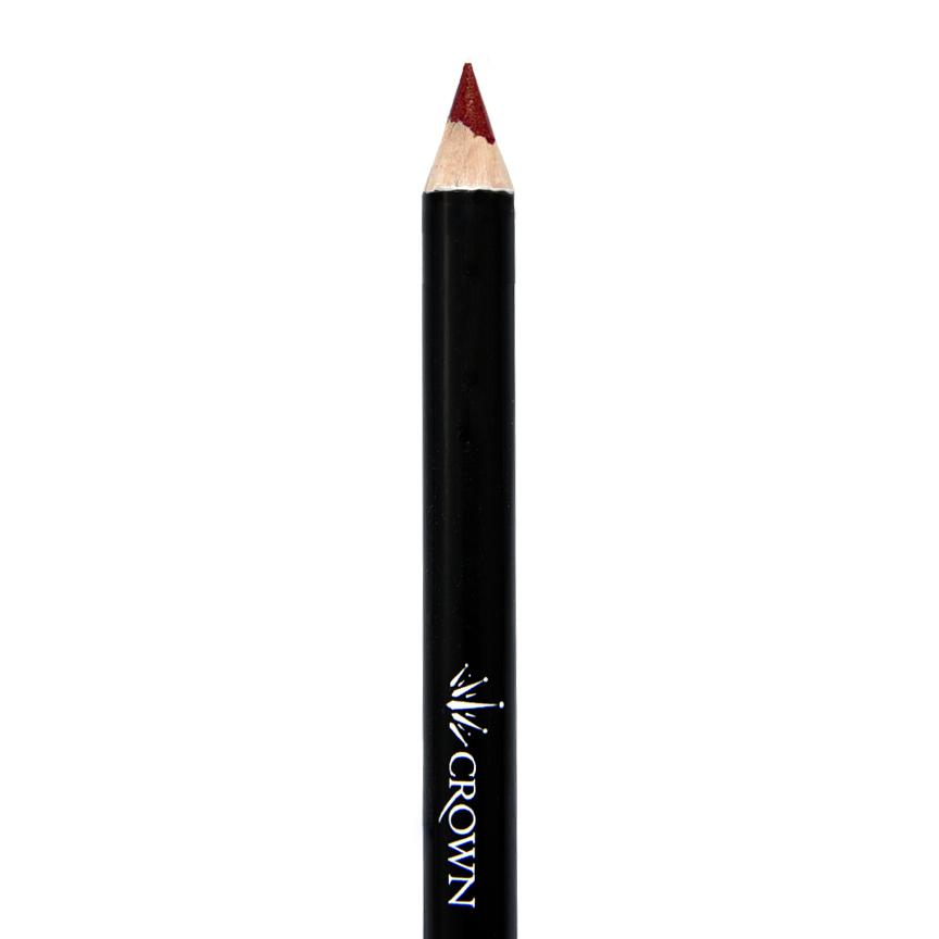 Crown Eyeliner/Eyebrow Pencil - Red