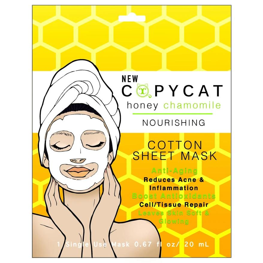 HONEY / CHAMOMILE SINGLE MASK - FM2