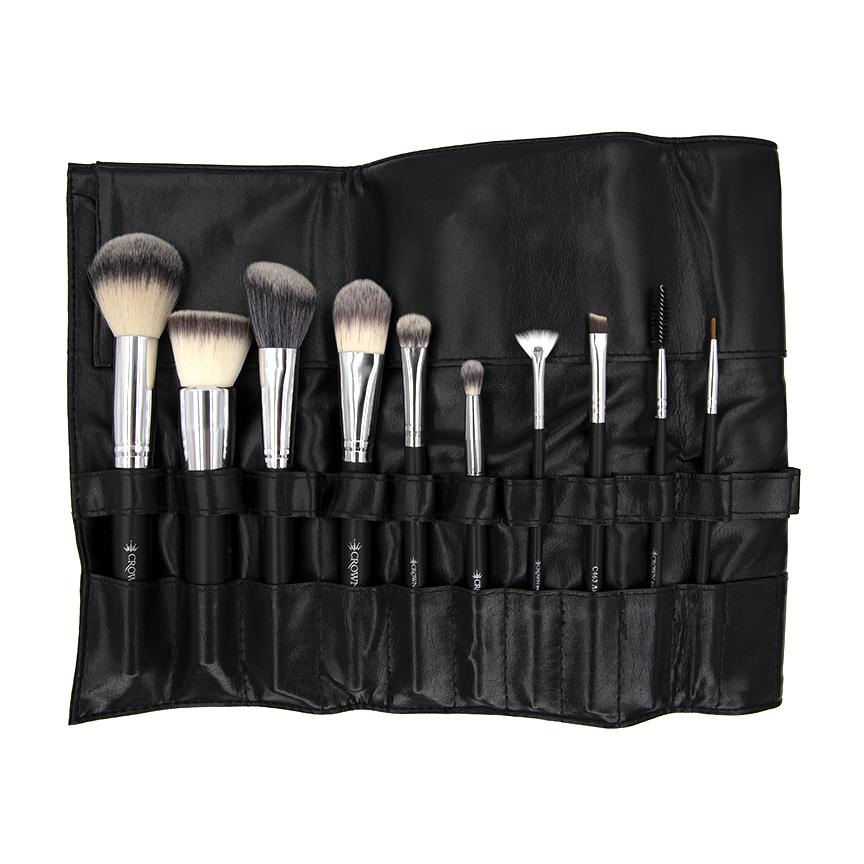 10PC Professional Syntho Brush Set 516