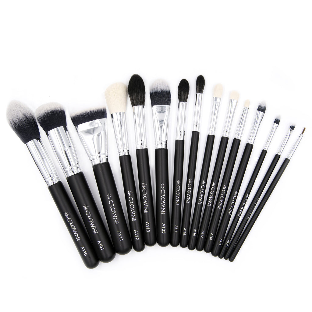 15 Piece Pro Brush Set 901