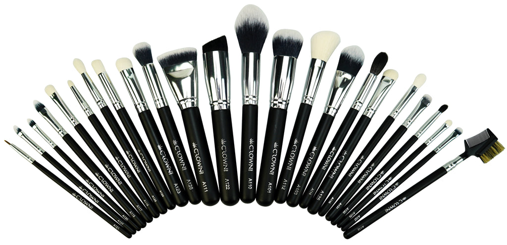 24 PC CROWN PRO BRUSH SET 911