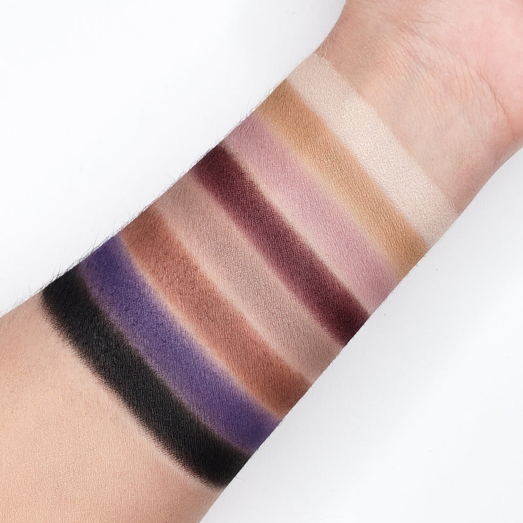 Crown Pro Eyeshadow Smoke Collection