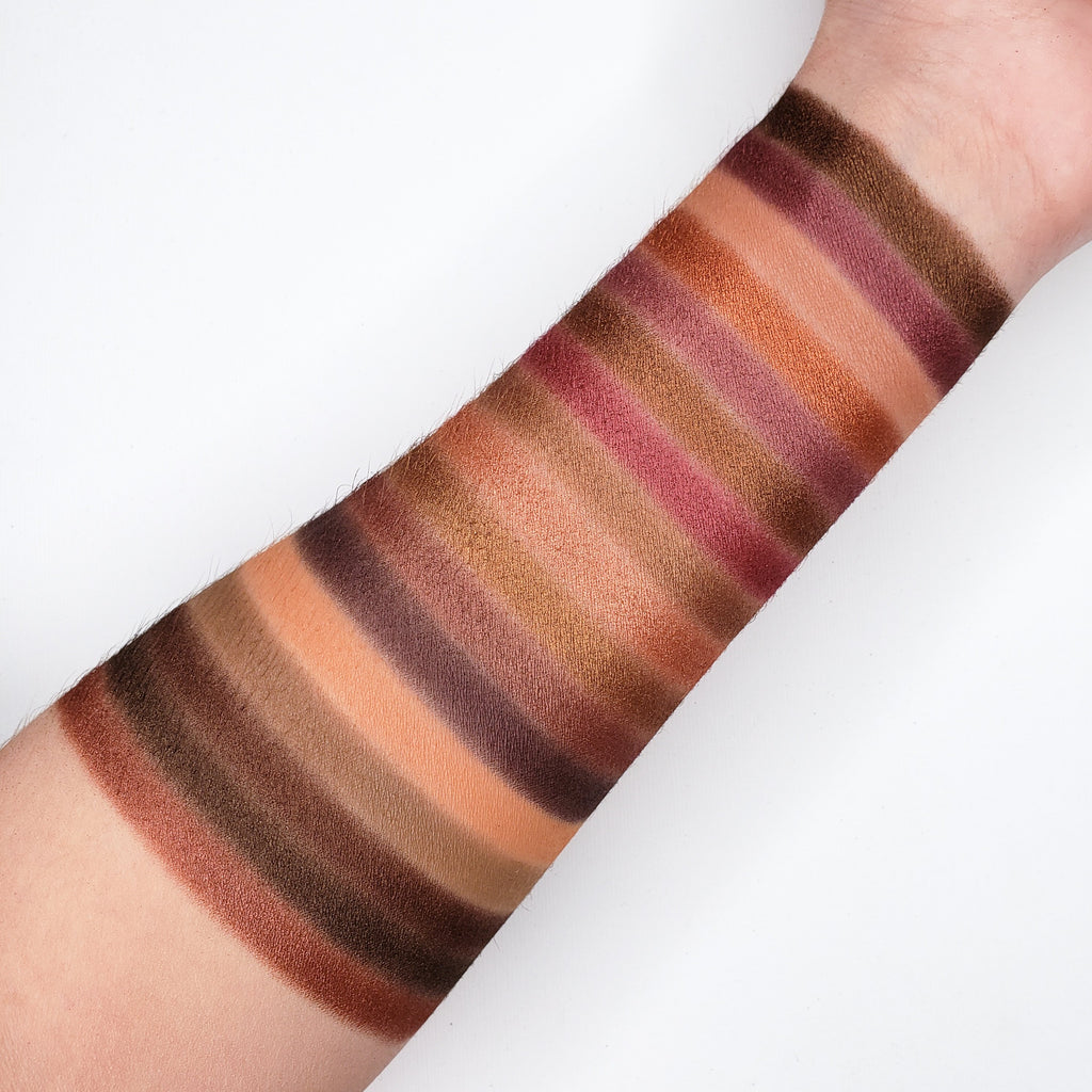 35 Color Tuscany Eyeshadow Collection