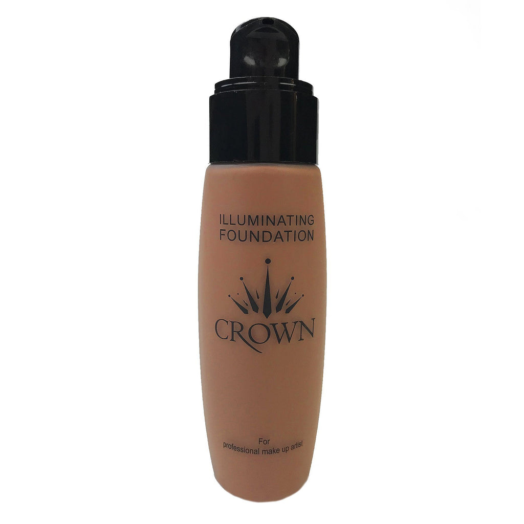 Crown Illuminating Foundation - Dark Cool