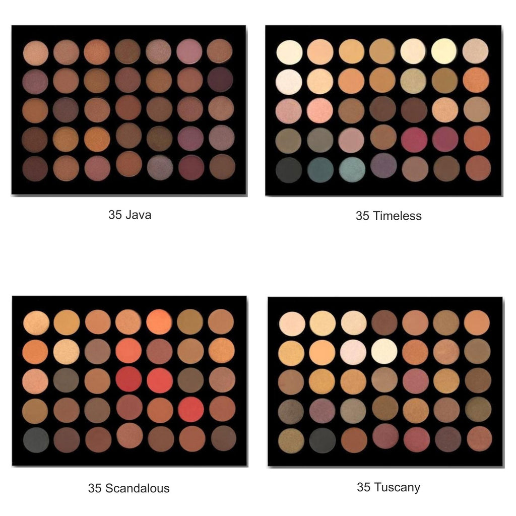 35 EYESHADOW COLLECTION