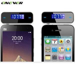 Universal Wireless Car FM Transmitter