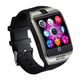 FORNORM Q18 Passometer Smart Watch for Huawei Xiaomi HTC