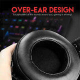Fantech Gaming Headphone with Mic