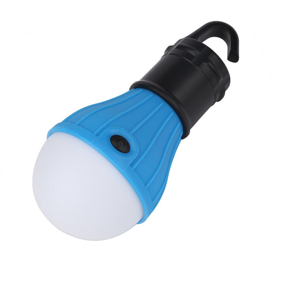 Outdoor Portable Hanging Light Bulb