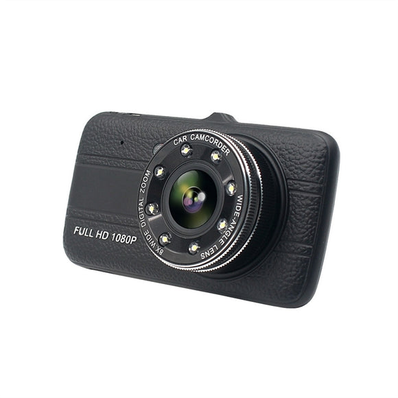 Full HD - Wide Angle Dual Lens Camcorder - Night Vision