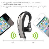 BH693 Wireless Bluetooth 4.0 Headset for IOS iPhone Samsung HTC
