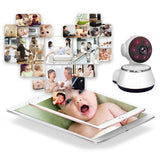 Wireless Wifi IP Camera - Night Vision