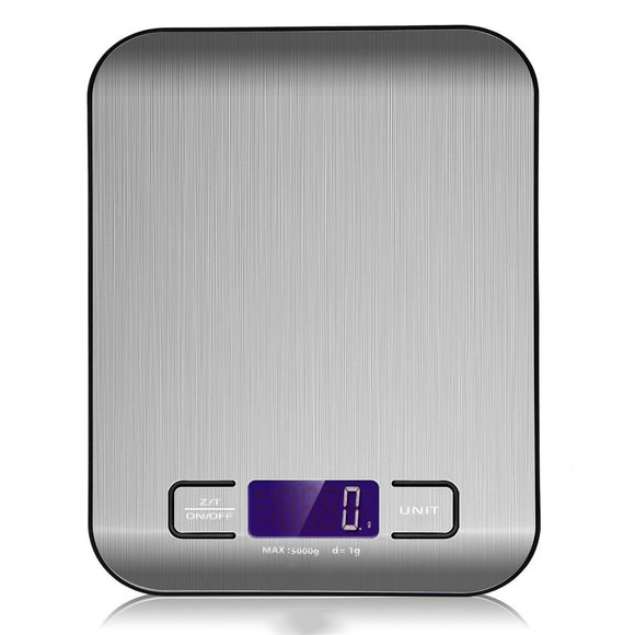 Digital Kitchen Scale - Multifunction Food Scale