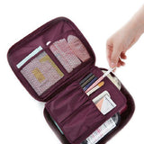 Portable Travel Organizer Bag