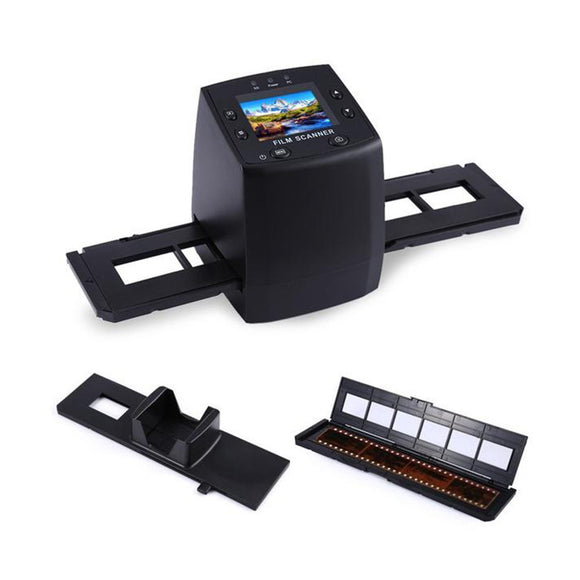 5MP Film Scanner - Negative Converter