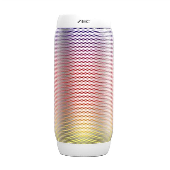 Portable 7 Color LED Wireless Bluetooth Speaker