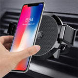 Wireless Car Charger for iPhone Samsung Google Pixel LG Sony