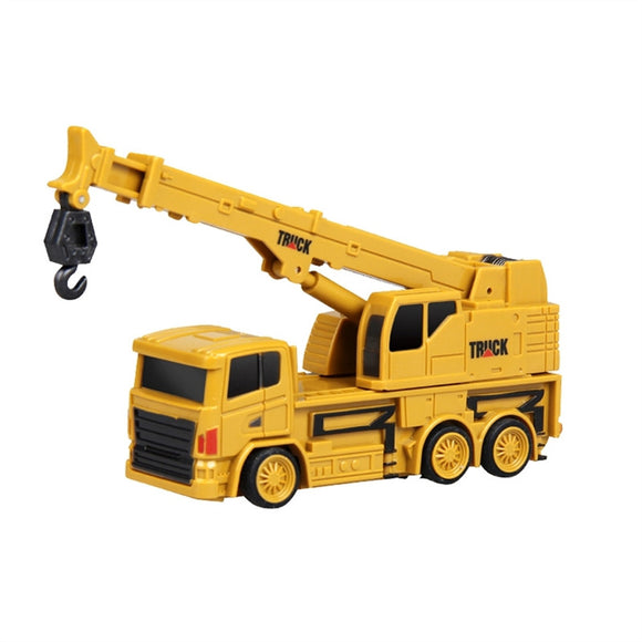 Mini RC Constructing Truck