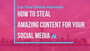 How To Steal Great Content