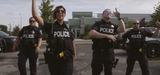 Hamilton Police Record Music Video - Lip Sync