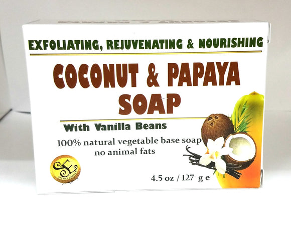 Coconut & Papaya