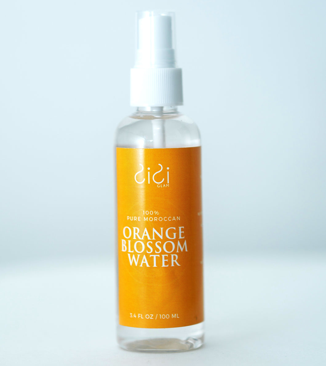 Pure Orange Blossom Water 3.4 Oz