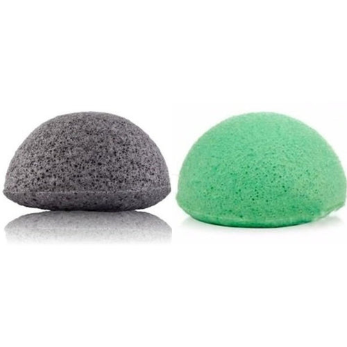 Oily Skin Facial Konjac Sponge Bundle