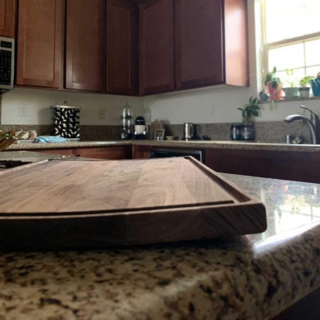 How To Straighten Out A Warped Cutting Board Virginia Boys Kitchens