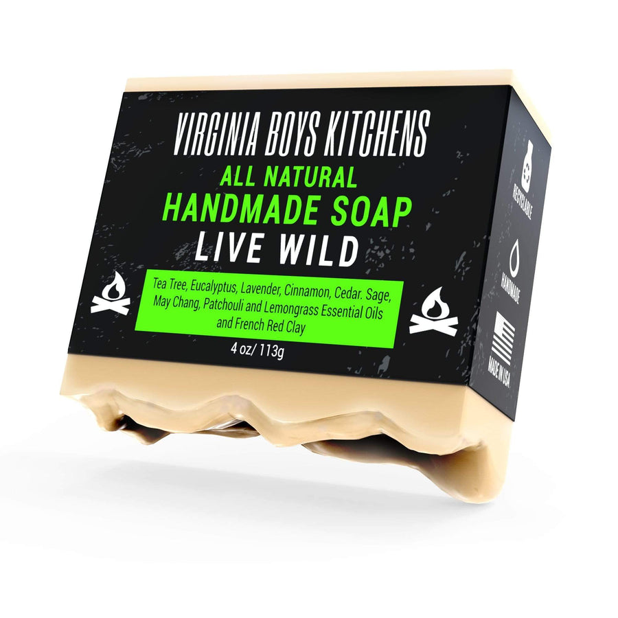 Virginia Boys Kitchens Save $10 - 3 Pack Limited Holiday Edition