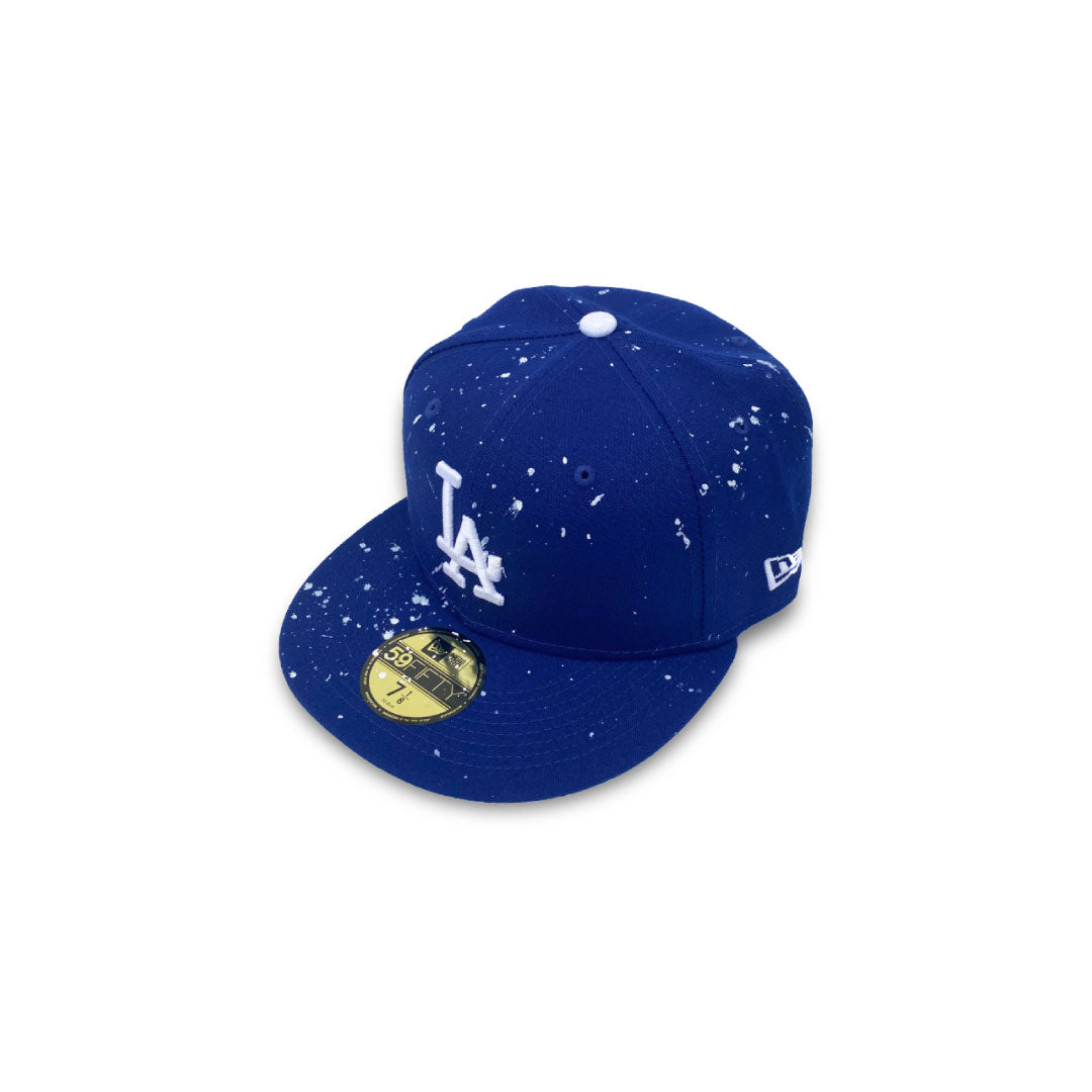LA Splatter Fitted
