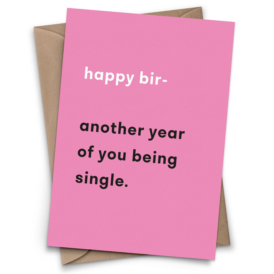 Another Year Single