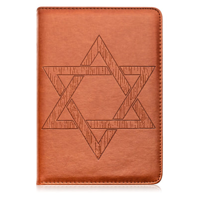 star of david writing journal