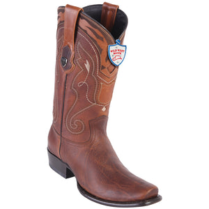 Men's Wild West Genuine Rage Boots Dubai Toe Walnut