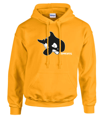 Orca Hoodie Homeless Industries