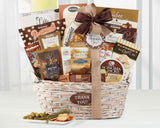 Many Thanks by Wine Country Gift Baskets - ZURBEXPRESS