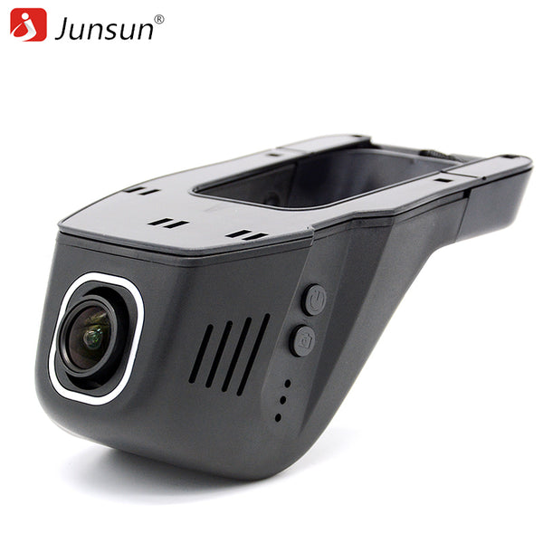 Junsun Car DVR Camera Video Recorder WiFi APP Manipulation Full HD 1080p Novatek 96655 IMX 322 Dash Cam Registrator Black Box - ZURBEXPRESS