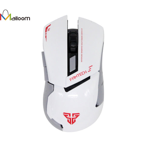 Malloom 2017 Top Sale Mouse Gamer Fashion 2.4Ghz Mini portable Wireless Optical Gaming Mouse For PC Laptop - ZURBEXPRESS