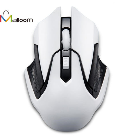 Malloom 2.4GHz Wireless Gaming Mouse 3200DPI 3Bottons Optical Mouse USB Receiver Pro Gamer For PC Laptop Desktop - ZURBEXPRESS