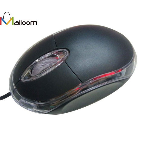 Malloom 2017  New Design Mouse Gaming In Computer Mice 1200 DPI USB Wired Optical Gaming Mice Mouse For PC Laptop - ZURBEXPRESS
