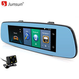 "Junsun A880 4G ADAS Car Mirror DVR Camera 7.86"" Android 5.1 Rear view mirror with DVR and camera dash cam Registrar 16GB - ZURBEXPRESS"