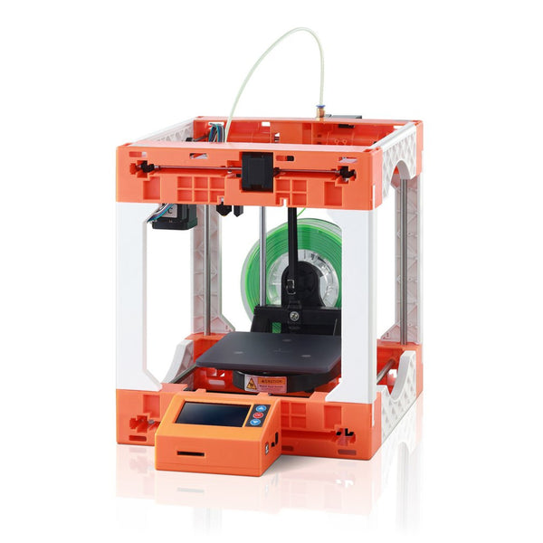 100 WEEDO Mini Desktop 3D Printer with Extruder Filament LCD Screen Display DIY 3D Printing Machine Easy to Assemble - ZURBEXPRESS