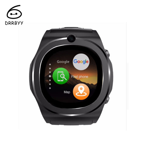 Q98 2017 New Smart watch MTk6580 Support SIM SD Card Bluetooth WIFI GPS SMS camera cell phone bracelet  For iPhone And Android - ZURBEXPRESS