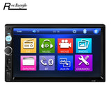 Universal 7010B 7inch Car MP5 Player 2Din Touch Screen Car Video Player Audio Stereo Multimedia FM/MP5/USB/AUX/Bluetooth Camera - ZURBEXPRESS