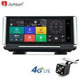 "Junsun E29 Pro 4G Car DVR Camera GPS 6.86"" Android 5.1 FHD 1080P WIFI Video Recorder Dash cam Registrar Parking Monitoring - ZURBEXPRESS"