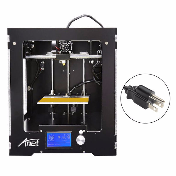 Anet A3-S LCD 3D Printer High-precision Aluminum Hotbed Full Assembled Desktop FDM Printing Machine Kit With 10m Filament - ZURBEXPRESS