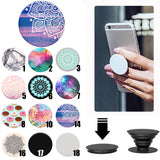 Multi-Function Holder Expanding Stand Grip Pop Socket Mount  For Smartphones - ZURBEXPRESS