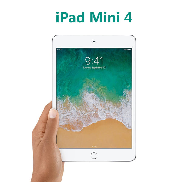 Apple iPad Mini 4 | Wifi Model Tablets PC 6.1mm Ultra Thin 7.9 inch 2gb RAM Original Apple Tablet PC Portable - ZURBEXPRESS