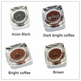 11 Colors Square Bottles PCD Tattoo Ink Pigment Professional Permanent Makeup Ink Supply Set - ZURBEXPRESS