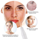 7 In 1 High Frequency Facial Electrode Glass Tube Acne Wand Skin Care Spot Acne Remover High Frequency Facial Spa Beauty Machine - ZURBEXPRESS