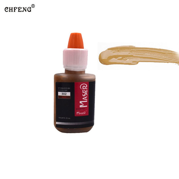 Makeup Tattoo Pigment Inks 1 Bottle Permanent Makeup Tattoo Supply Eyebrow Eyeline Lip Microblading Embroidery Cosmetic Beauty - ZURBEXPRESS